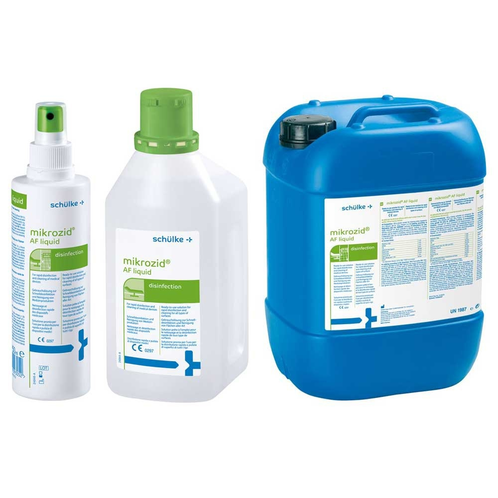 Disinfettanti - detergenti - accessori