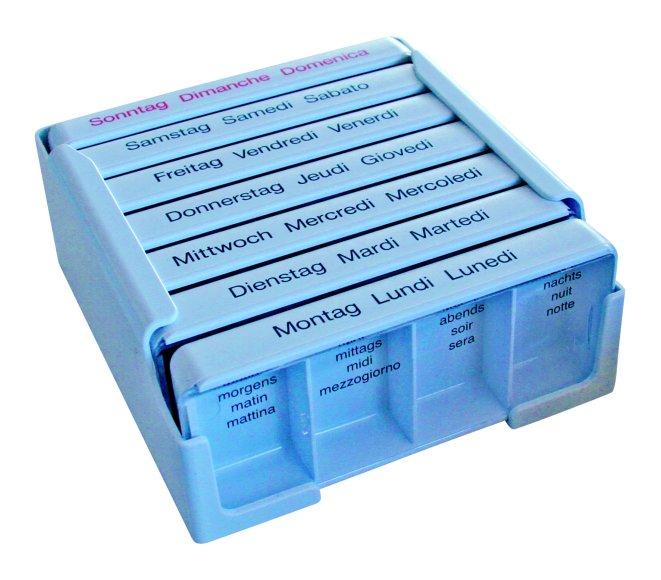 Porta pastiglie